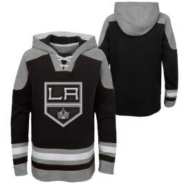 Dětská hokejová mikina s kapucí Outerstuff NHL Los Angeles Kings
