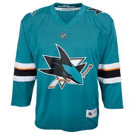 Dětský dres replika NHL San Jose Sharks domácí