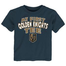 Dětské tričko Outerstuff My First Tee NHL Vegas Golden Knights