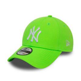 Kšiltovka New Era 9Forty League Essential MLB Los Angeles Dodgers Neon Green