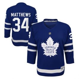 Dětský dres replika NHL Toronto Maple Leafs Auston Matthews 34