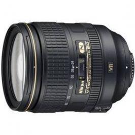Nikon NIKKOR 24-120mm F4G ED AF-S VR černý