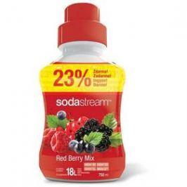 Výrobník sodaStream Red Berry velký 750 ml