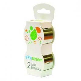 Víčko SodaStream na plastové láhve, nerez (2ks)