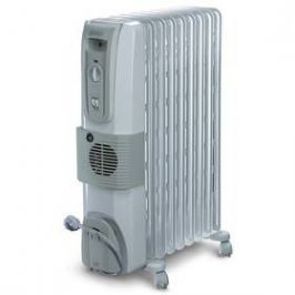 Olejový radiátor deLonghi KH770925V bílý
