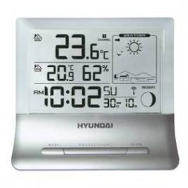 Hyundai WS 2266 stříbrná