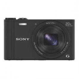 Sony Cyber-shot DSC-WX350 černý