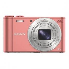 Sony Cyber-shot DSC-WX350 růžový