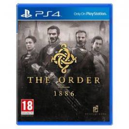 Sony PlayStation 4 The Order: 1886 (PS719284994)