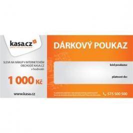 Dárkový poukaz Kasa.cz  1000 Kč