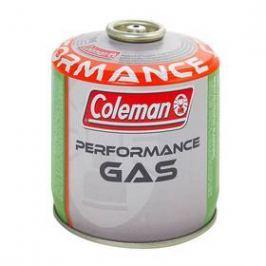 Coleman C 300 Performance (240 g plynu, ventilová šroubovací) bílá/zelená