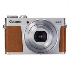 Canon PowerShot G9 X Mark II (1718C002) stříbrný