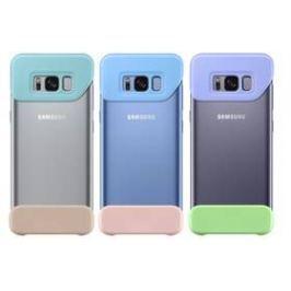 Samsung 2 dílný pro Galaxy S8+ (3ks) (EF-MG955KMEGWW) modrý/fialový/tyrkysový