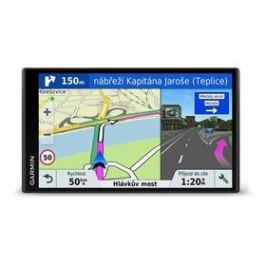 Garmin DriveSmart 61T-D Lifetime Europe45 (010-01681-13) černá