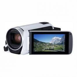 Canon LEGRIA HF R806 Essential Kit + pouzdro + SD karta (1960C018) bílá