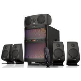 Fenda F&D F5060X 5.1, bluetooth, rádio, USB, SD,  dálkové ovládání (F5060X) černé