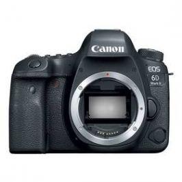 Canon EOS 6D Mark II, tělo (1897C003) černý