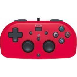 HORI HoriPad Mini pro PS4 (ACP431123) červený