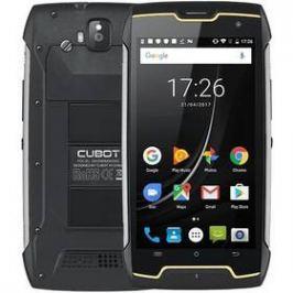 CUBOT King Kong Dual SIM (PH3777) černý