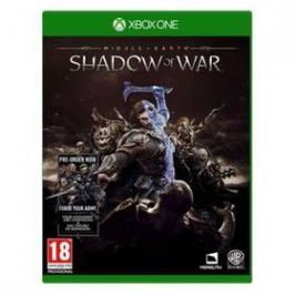 Ostatní Xbox One Middle-earth: Shadow of War (5051892209403)