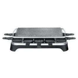 Tefal Raclette Inox & Desig PR457812 černý