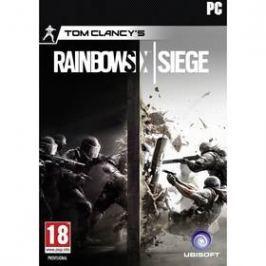 Ubisoft PC Tom Clancy's Rainbow Six: Siege (USPC069401)
