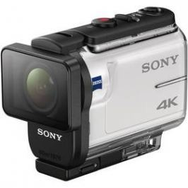 Sony FDR-X3000R + AKA-FGP1 travel kit (FDRX3000RFDI.EU) bílá