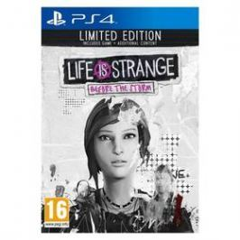 CENEGA PS4 Life is Strange: Before the Storm (limitovaná edice) (PS4 HRA)