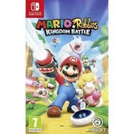 Ubisoft Switch Mario + Rabbids Kingdom Battle (NSS4342)