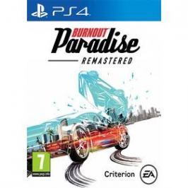 EA PS4 Burnout Paradise Remastered (EAP407710)