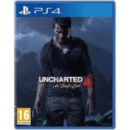 Sony PlayStation 4 Uncharted 4: A Thief's End (PS719418672)