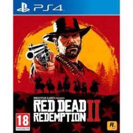 RockStar PlayStation 4 Red Dead Redemption 2 (5026555423052)