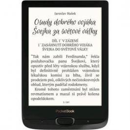 Pocket Book 616 Basic Lux 2 (PB616W-H-WW) černá