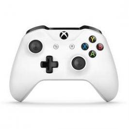 Microsoft Xbox One Wireless - bílý (TF5-00004)