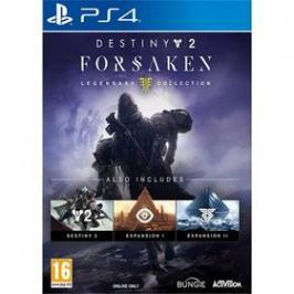 Activision PlayStation 4 Destiny 2 Forsaken Legendary Collection (CEP413514)