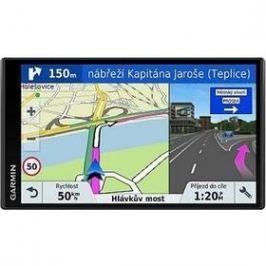 Garmin DriveSmart 61S Lifetime Europe45 (010-01681-17) černá