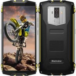 iGET BLACKVIEW GBV6800 PRO (84000438) černý/žlutý