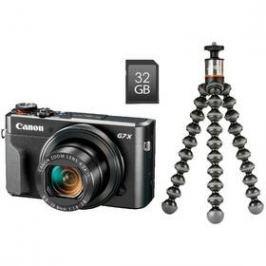 Canon PowerShot G7X Mark II Vlogger Kit (1066C037) černý