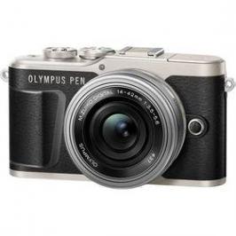 Olympus PEN E-PL9 + 14-42 EZ Pancake černý