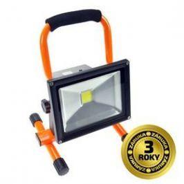 Solight 20W, studená bílá, nabíjecí, 1600lm (WM-20W-D) černý/oranžový