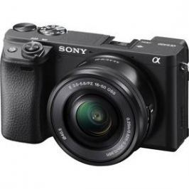 Sony Alpha 6400 + 16-50 černý