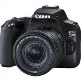 Canon EOS 250D + 18-55 IS STM (3454C002) černý
