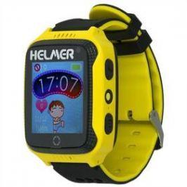 Helmer LK 707 dětské s GPS lokátorem (Helmer LK 707 Y) žlutý