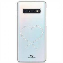 White Diamonds Eternity pro Samsung Galaxy S10+ (WD2834ETY5) průhledný