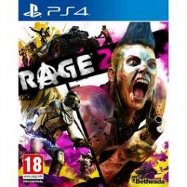 Bethesda PlayStation 4 RAGE 2 (5055856420293)