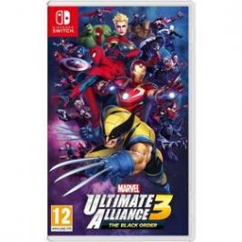 Nintendo SWITCH Marvel Ultimate Alliance 3: The Black Order (NSS437)