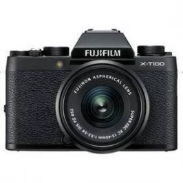 Fujifilm X-T100 + XC15-45 černý