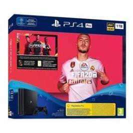 Sony PlayStation 4 Pro 1 TB + FIFA 20 (PS719982302)