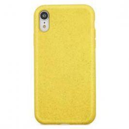 Forever Bioio pro Apple iPhone XR (HOUAPIPXRBIOYL) žlutý