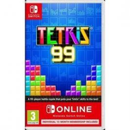 Nintendo SWITCH Tetris 99 + NSO (NSS6835)